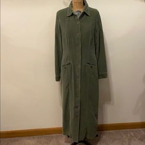 Chadwicks maxi corduroy jacket/coat